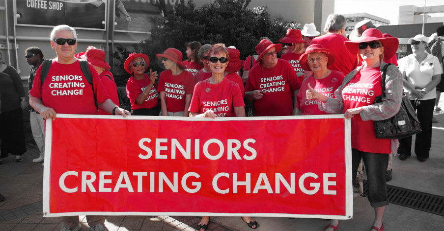 Seniors Creating Change